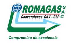 ROMAGAS Conversiones GNV - GLP